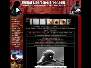 www.animalliberationfront.com
