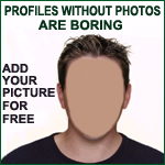 Image recommending members add Vegan Passions profile photos